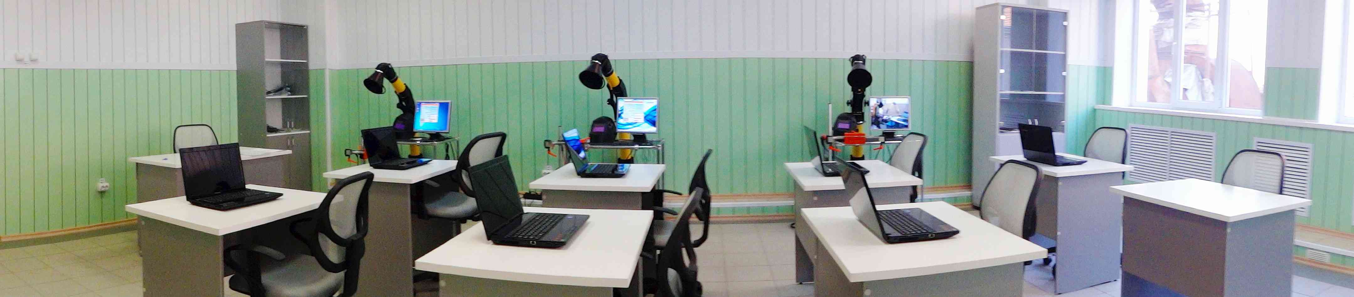Имитационная сварочная лаборатория